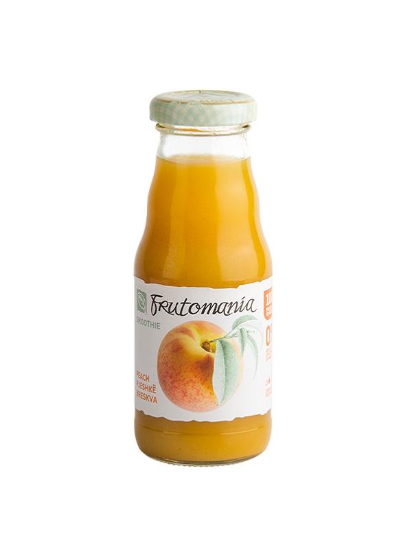 Frutomania 100% őszibarack gyümölcslé 1L