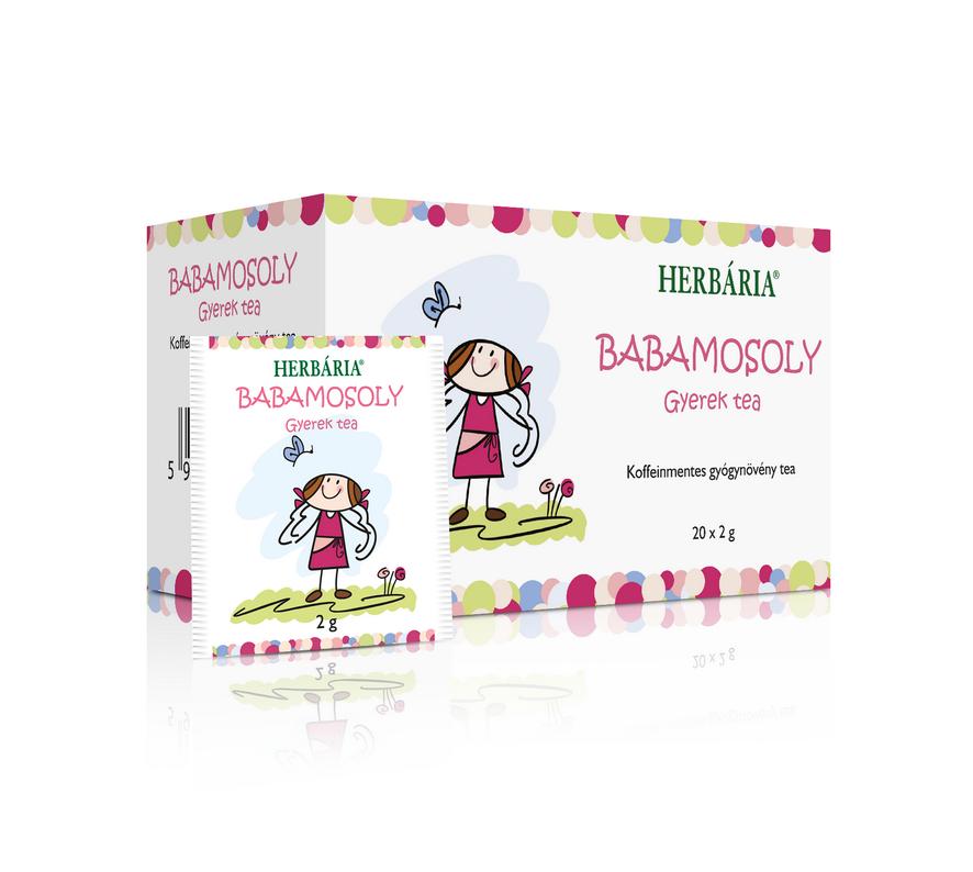 Babamosoly Baba tea, filteres koffeinmentes