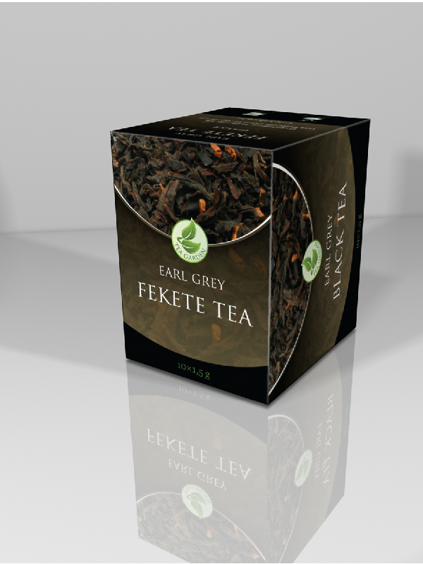 Herbária Earl Grey fekete tea 10 filter