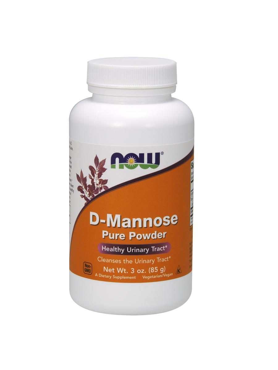 Now D-mannose powder 85g