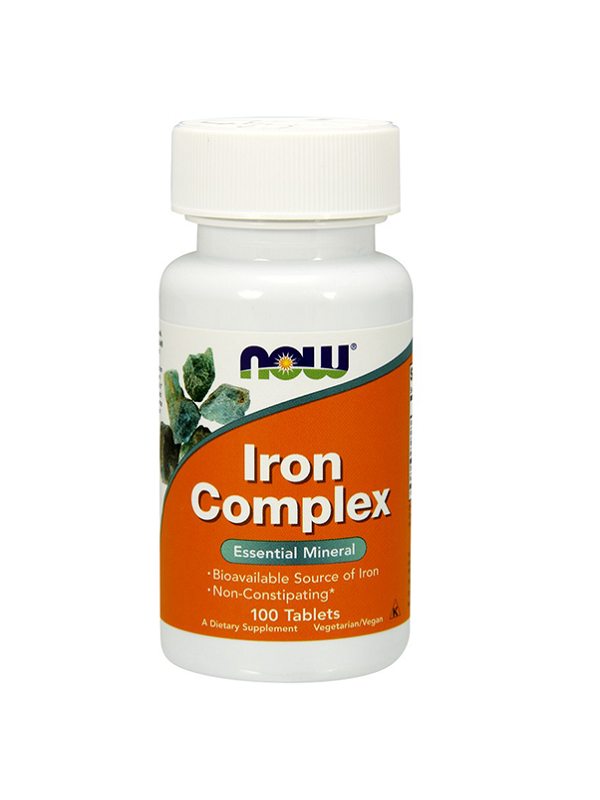 Now iron complex 100db