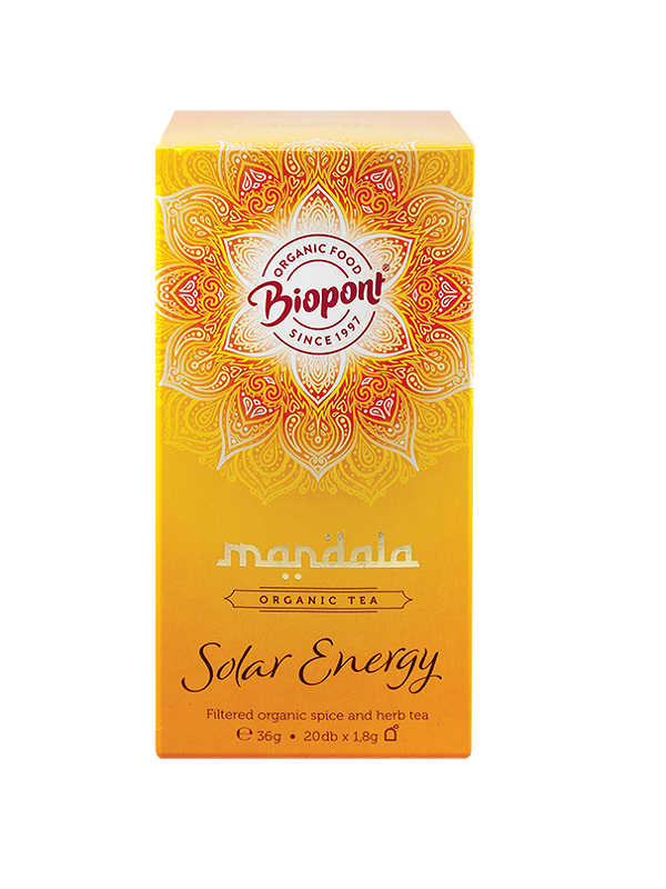 Mandala Solar Energy tea 20 filter