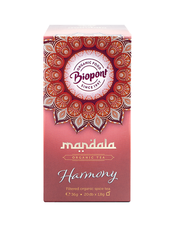 Mandala Harmony tea 20 filter