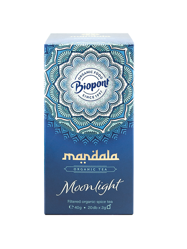 Mandala Moonlight tea 20 filter