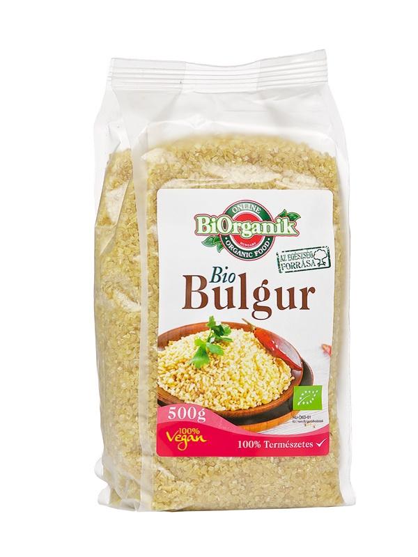 Biorganik Bio Bulgur 500g