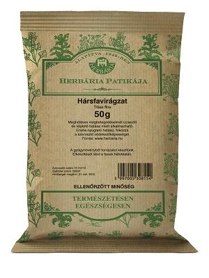 Herbária Hársfavirágzat Herb.  50g