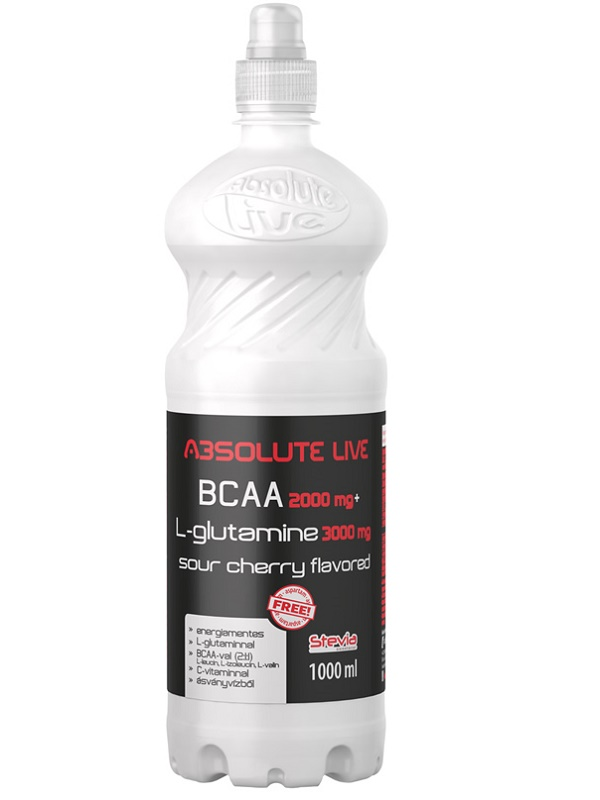 Absolute live BCAA meggy 1l