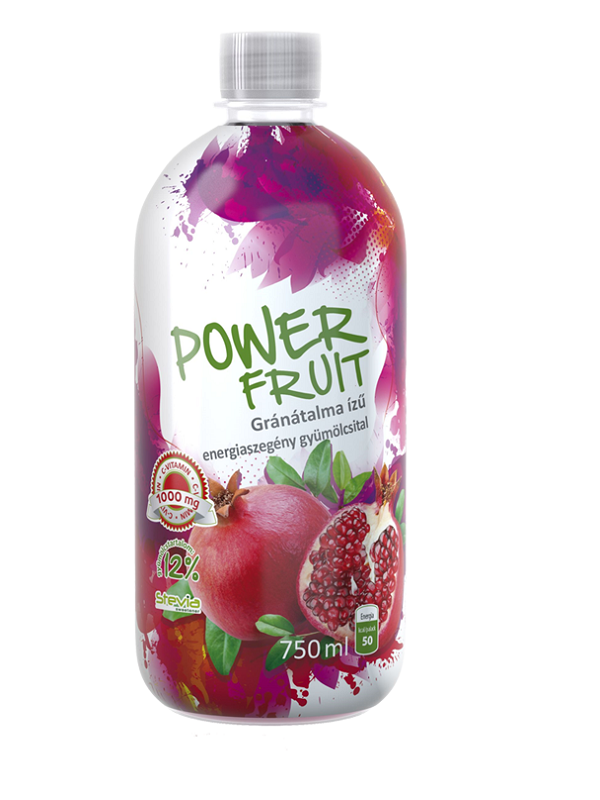 Power fruit gránátalma 0,75