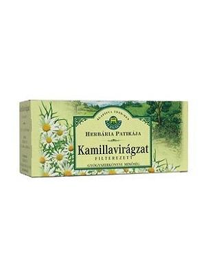 Herbária kamillavirág filter 25db