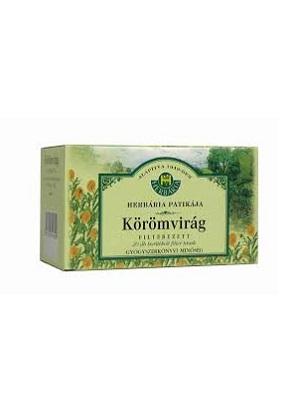 Herbária körömvirág filteres tea 20db