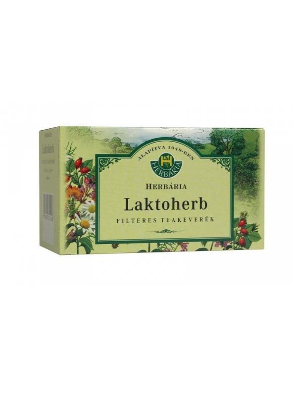 Herbária laktoherb filteres tea 20db