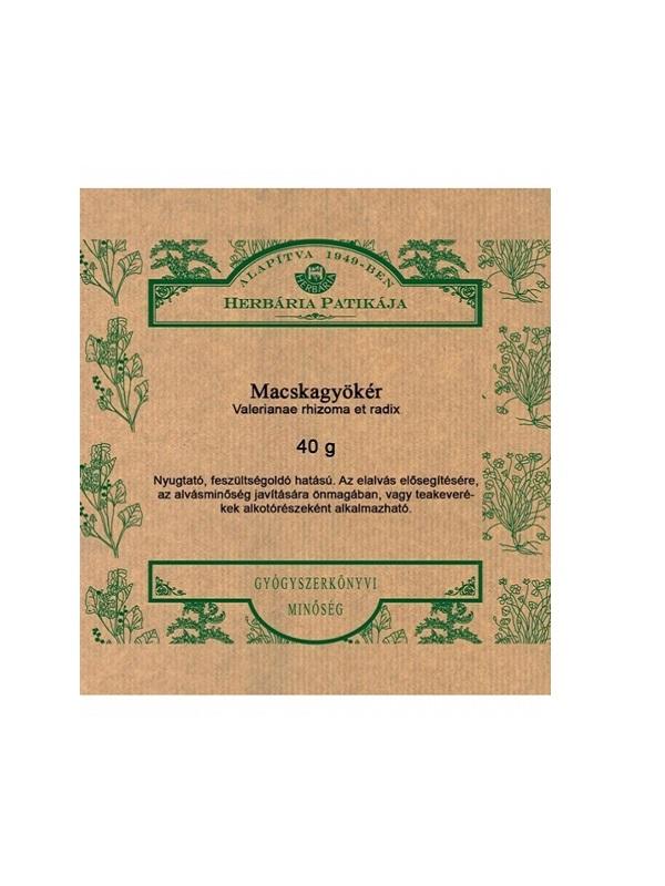 Herbária Macskagyökér tea Herb.  40g