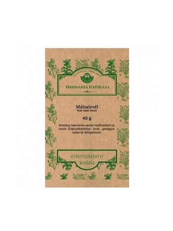 Herbária Málnalevél tea Herb.  40g