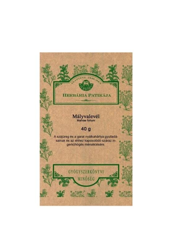 Herbária Mályvalevél tea Herb.  40g
