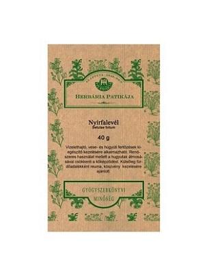 Herbaria-Nyirfalevel-tea-40g