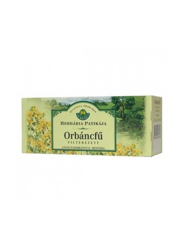 Herbária Orbáncfű filteres tea 25x2g