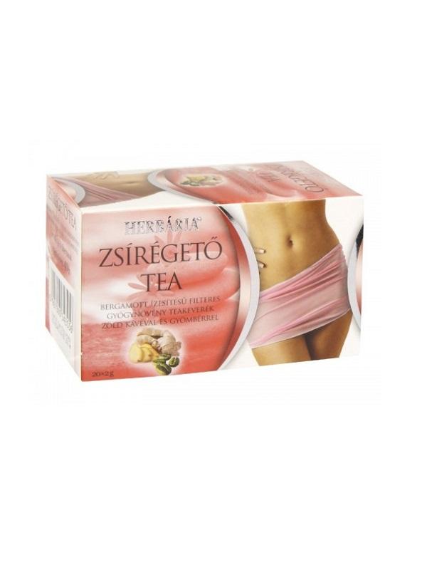 Herbária Zsírégető filteres tea 20db