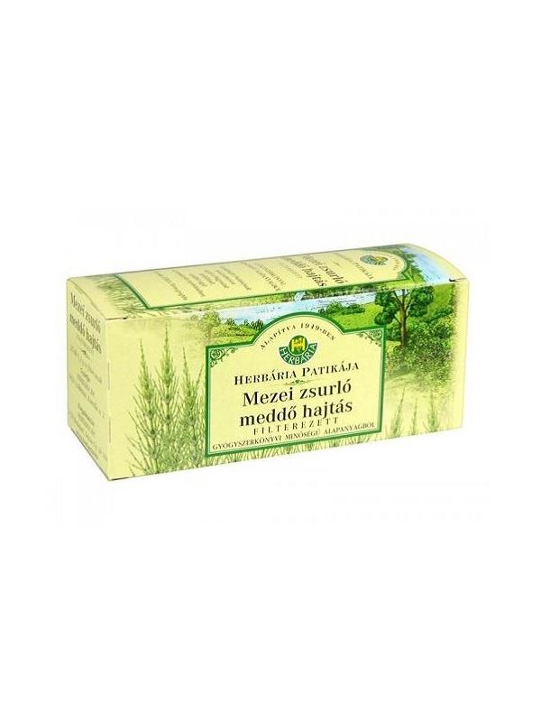 Herbária Mezei zsurlófű filteres tea 25db