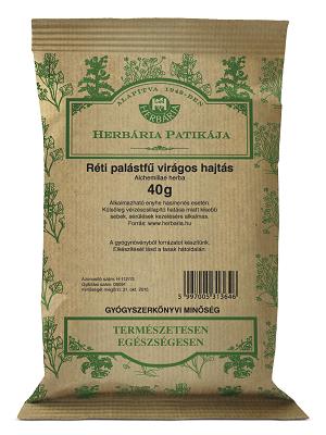 Herbária palástfű virágos hajtás Herb. 40 g