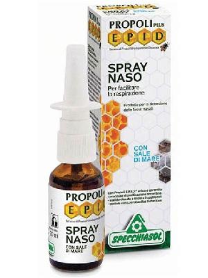 Specchiasol EPID® PROPOLISZOS ÉS TENGERI SÓS ORRSPRAY 20 ml