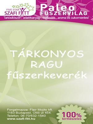 SZAFI REFORM PALEO TÁRKONYOS RAGU FŰSZERKEVERÉK  30G