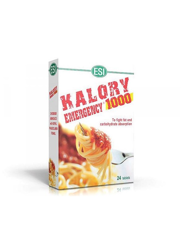 ESI Kalory Emergency tabletta 24db