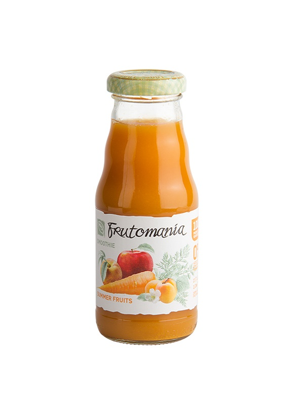 Frutomania 100% nyári ízek gyümölcslé  1L