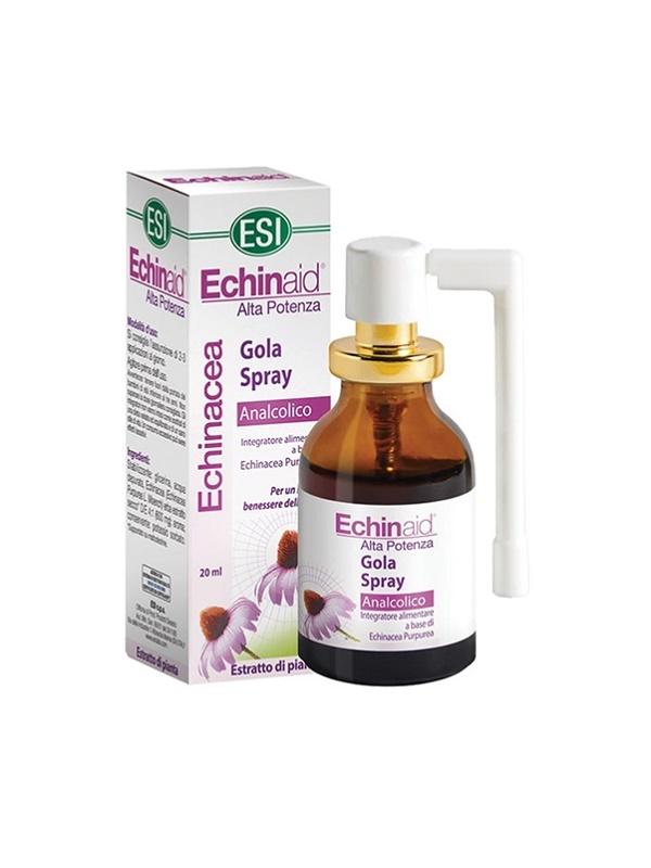 ESI Alkoholmentes Echinacea torokspray 20ml