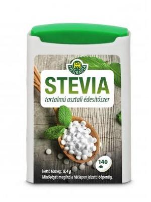 Herbária Stevia édesítőszer tabletta 140db