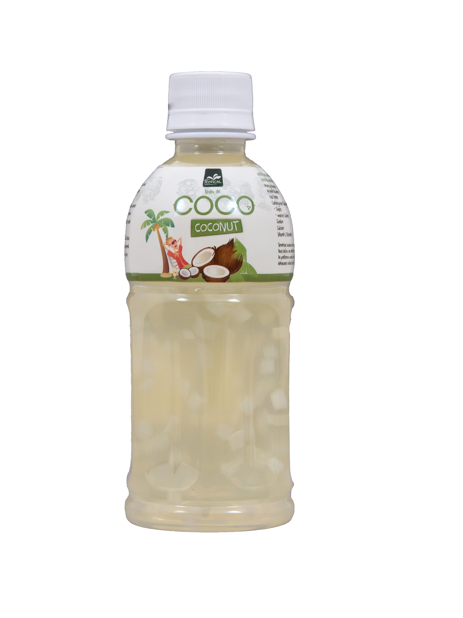 Tropical NATA DE COCO Kókusz 320ml