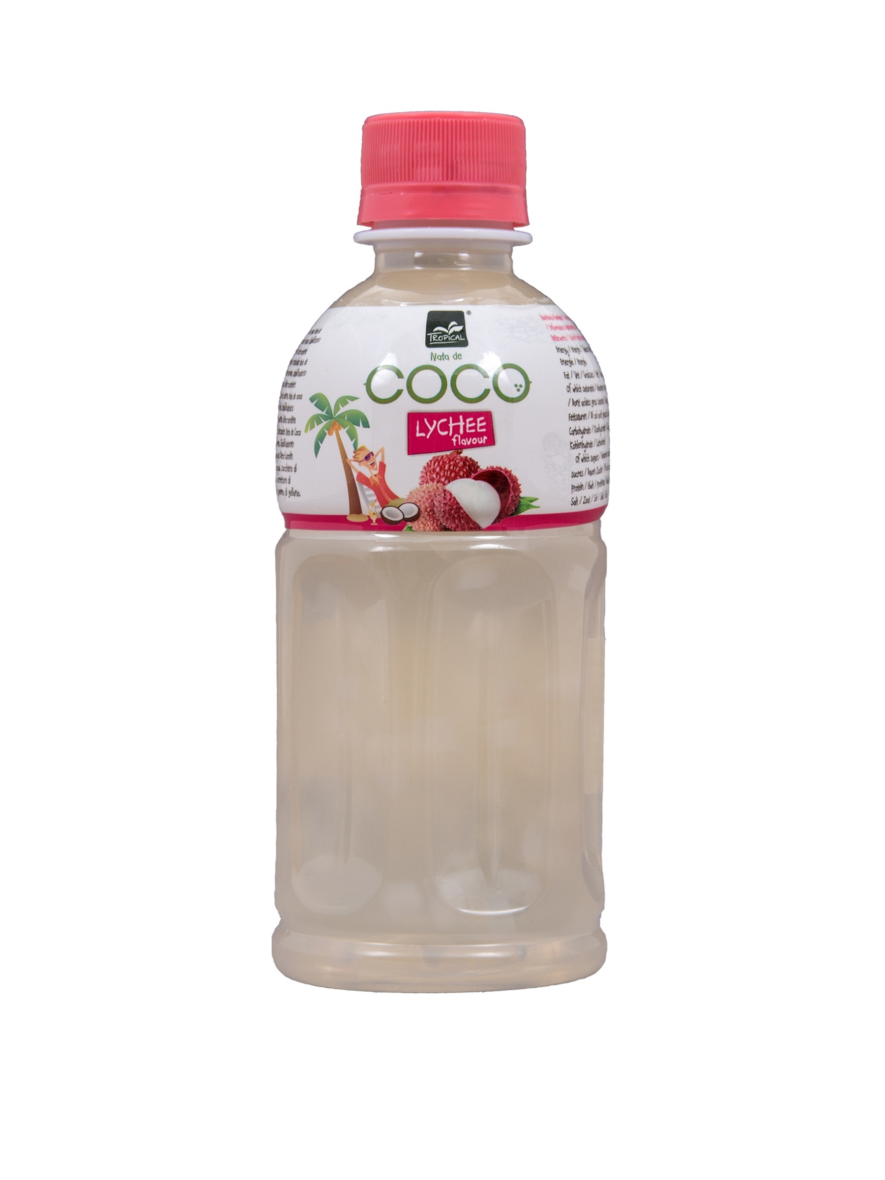 Tropical NATA DE COCO Licsi 320ml
