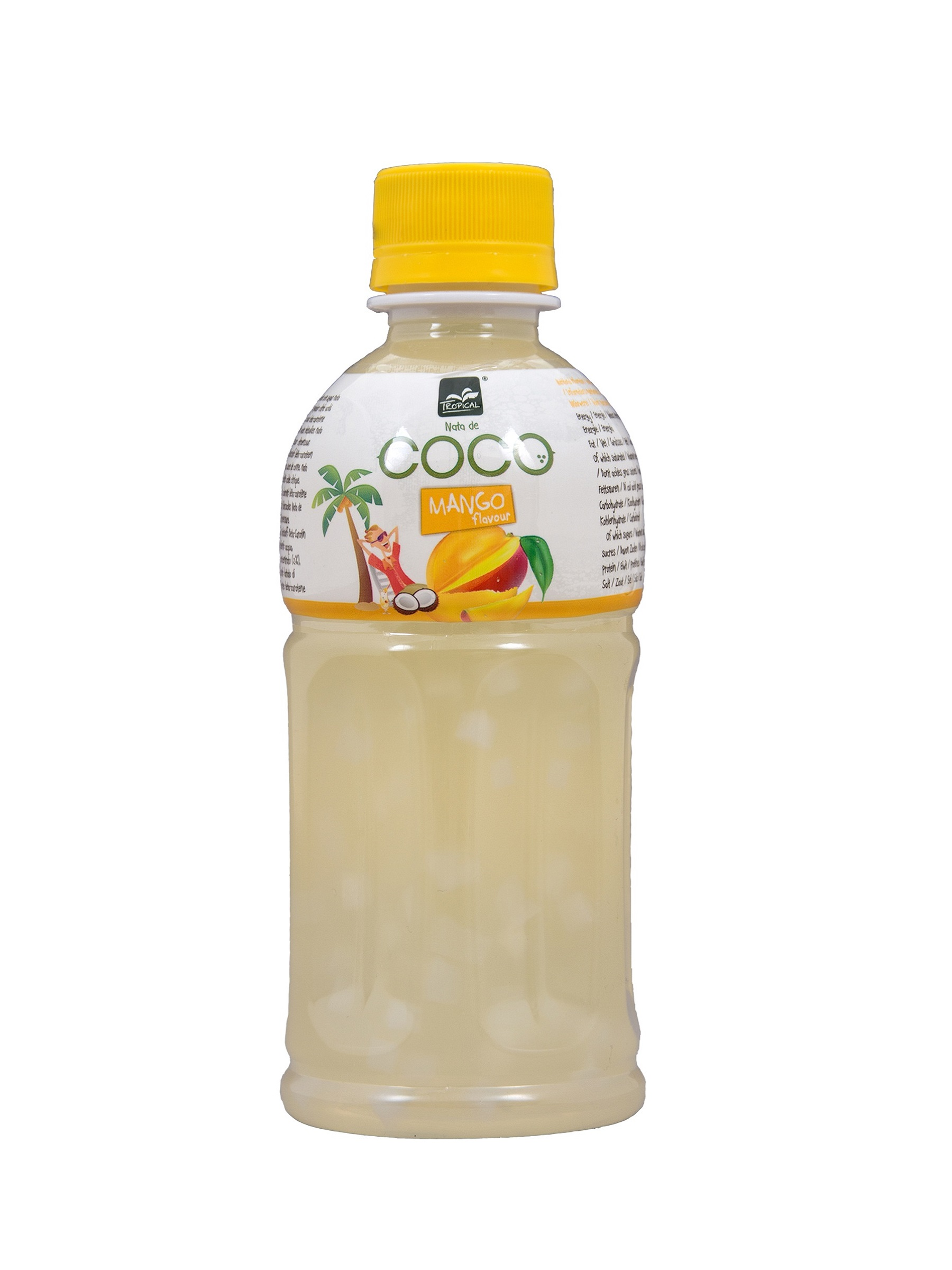 Tropical NATA DE COCO Mangó 320ml