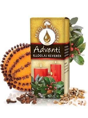MediNatural ADVENTI  illóolaj keverék (10ml)
