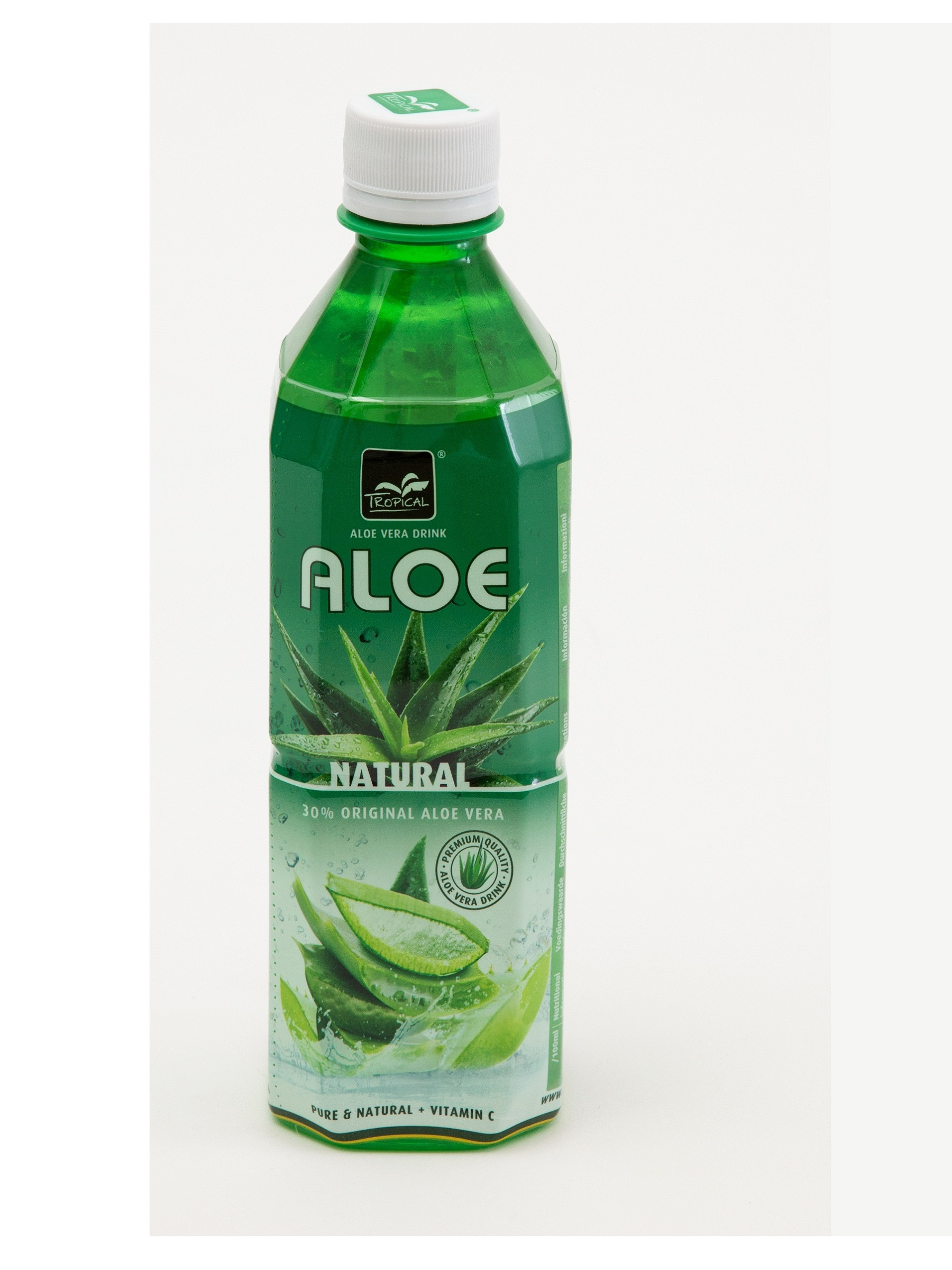 TROPICAL ALOE VERA NATÚR 500ml