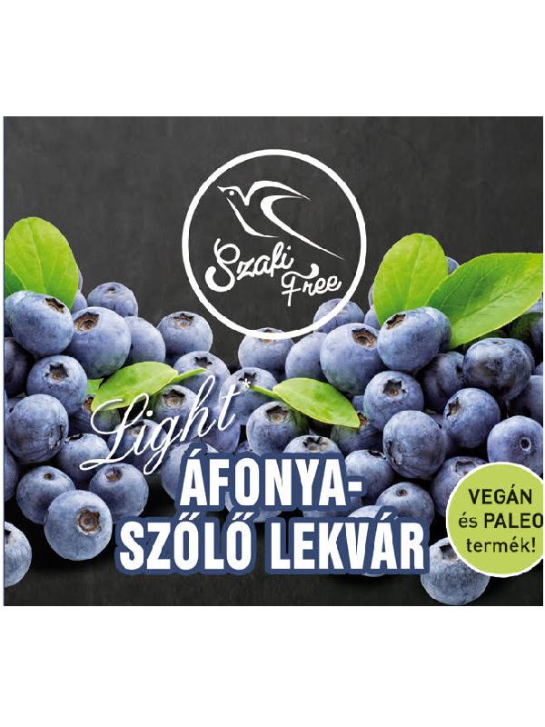 Szafi-Free-afonya-szolo-lekvar-350G