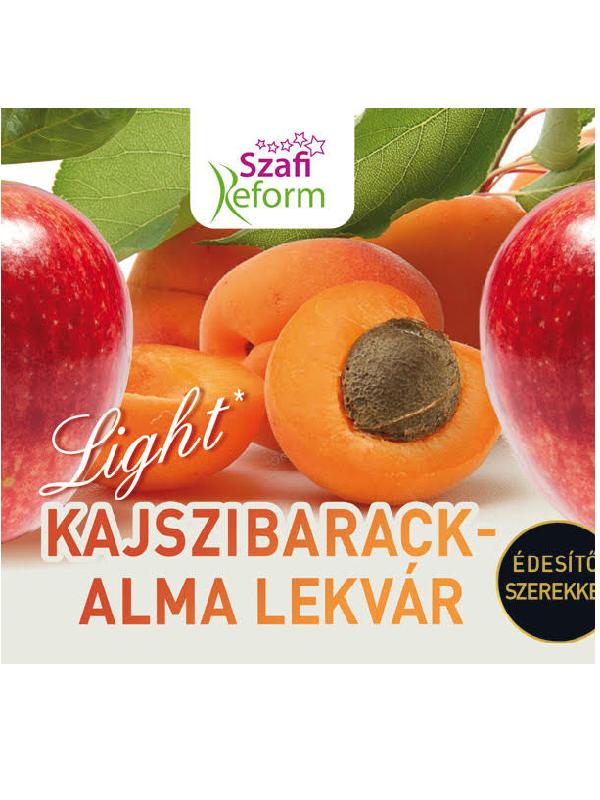 SZAFI REFORM KAJSZIBARACK-ALMA LEKVÁR 350G