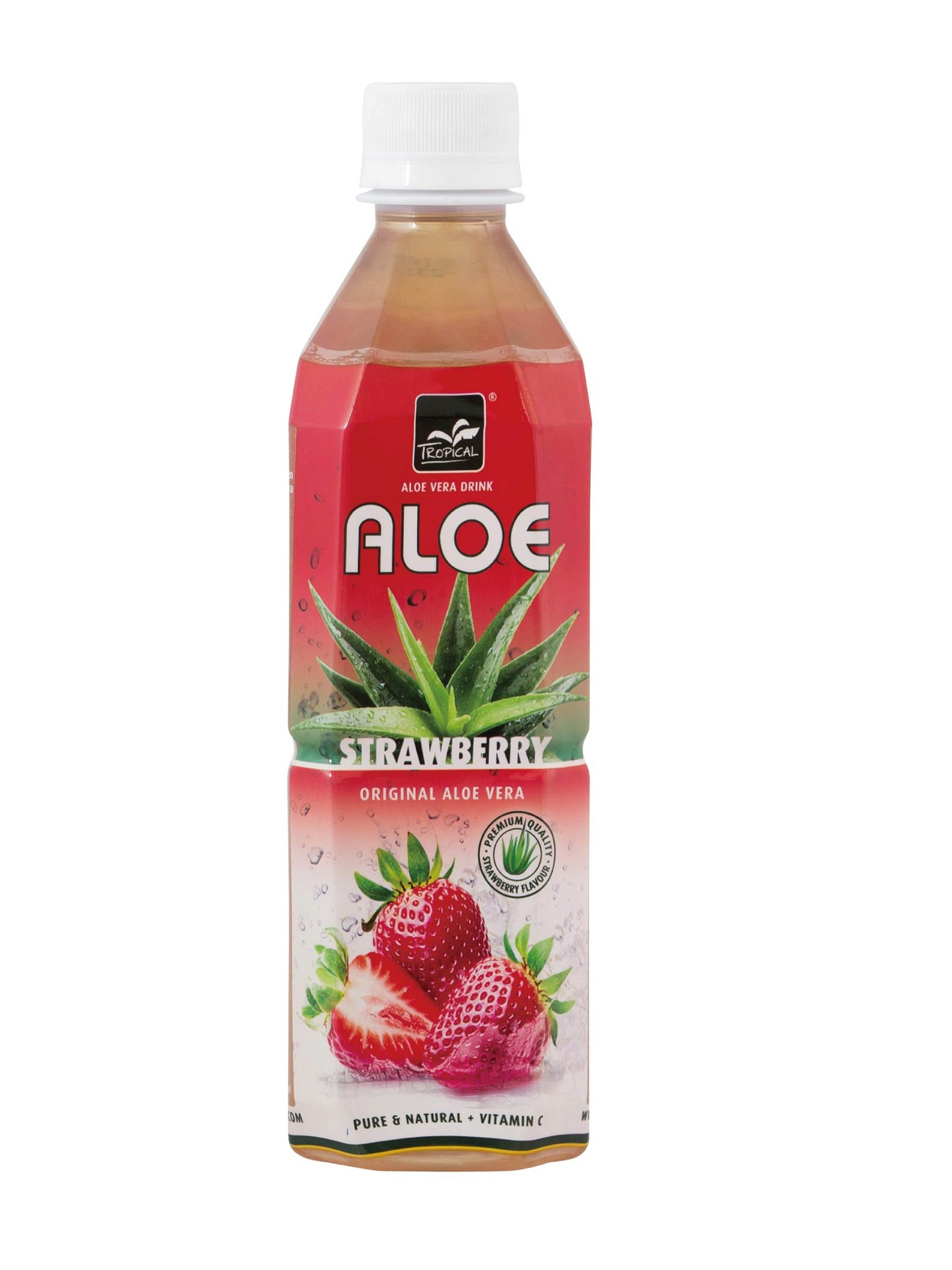 TROPICAL ALOE VERA eper üdítő 500ml
