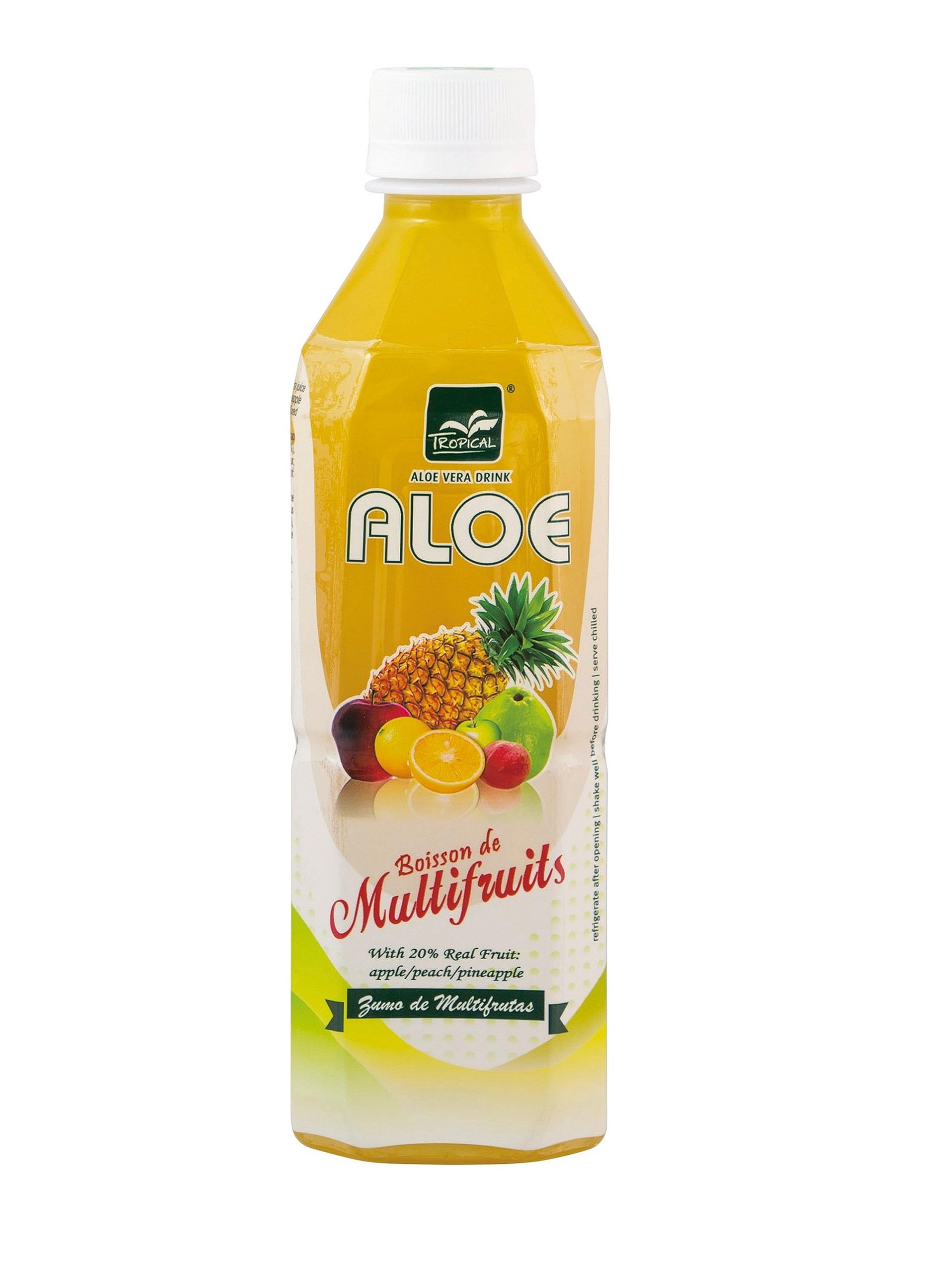 TROPICAL ALOE VERA Multivitamin üdítő 500ml