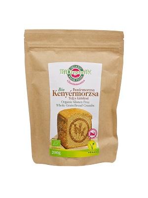 Biorganik BIO gluténmentes kenyérmorzsa 200g