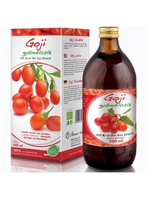 Goji 100%-os gyümölcslé 500ml