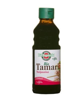 BO Bio Tamari szójaszósz 250ml