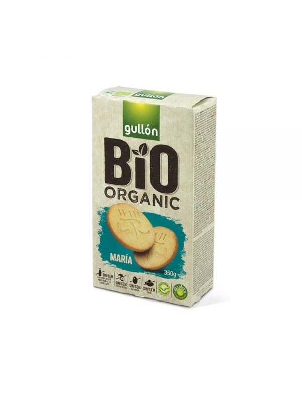 GULLON bio organic keksz MARIA 350 g