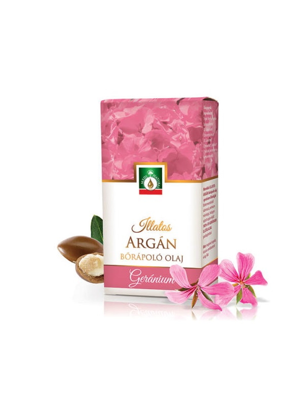 MediNatural illatos ARGÁN bőrápoló olaj 20ml