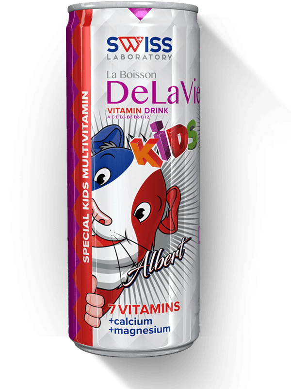 DeLaVie Kids Vitamin ital 250ml