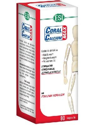 ESI Coral Calcium Max 80 db kapszula