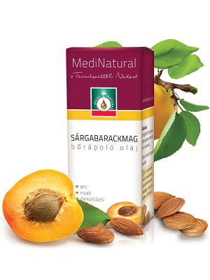 Medinatural SÁRGABARACKMAGolaj 20ml