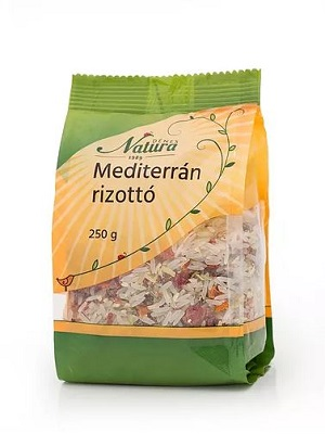 Dénes Natura mediterrán rizotto 250g