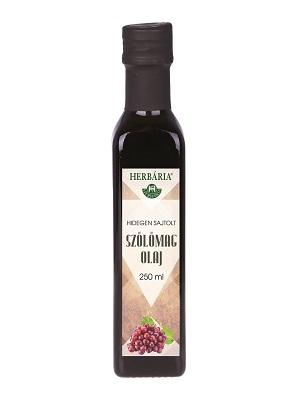 Herbária szőlőmag olaj 250ml