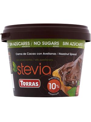 Torras mogyorókrém hozzáadott cukor nélkül 200g