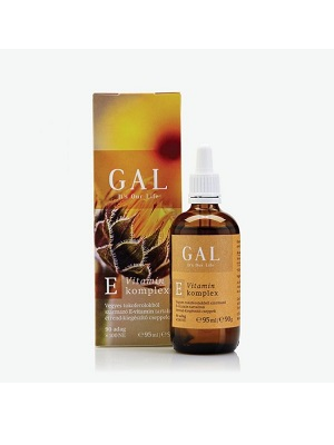 GALE-vitamin folyékony 100 NE x 90 adag